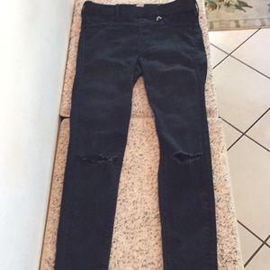 True Religion black jean
